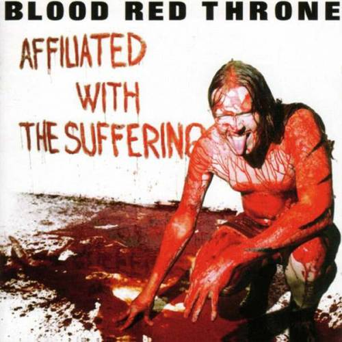 Blood Red Throne : Affiliated with the Suffering