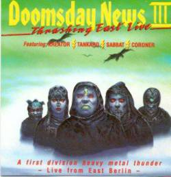 Compilations : Doomsday News III - Thrashing East Live