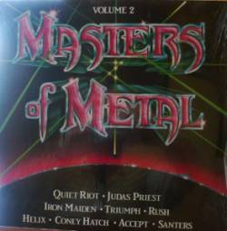 Compilations : Master of Metal Volume 2