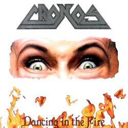 Cronos (UK) : Dancing in the Fire