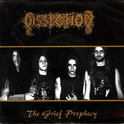 Dissection (SWE) : The Grief Prophecy (EP)