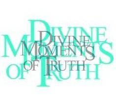 logo Divine Moments Of Truth