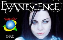 Evanescence : Rock in Rio 2011