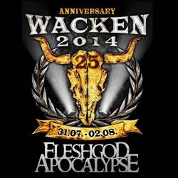 Fleshgod Apocalypse : Live At Wacken 2014