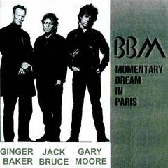 Gary Moore : Momentary Dream in Paris