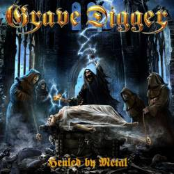 Grave Digger : Healed by Metal