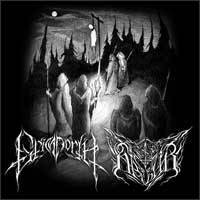 Underground Front of Destructive Funeral Cold
