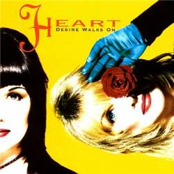 Heart : Desire Walks on