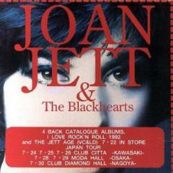 Joan Jett And The Blackhearts : The Jett Age