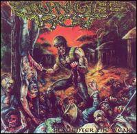 Jungle Rot : Slaughter the Weak