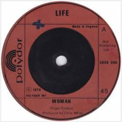 Life (UK) : Woman - Bless My Soul
