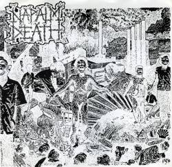 Napalm Death : Live in Europe