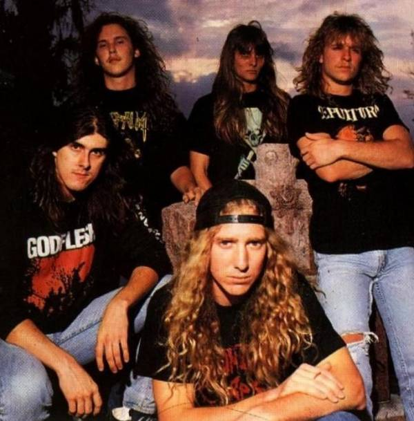 Obituary - discography, line-up, biography, interviews, photos