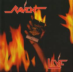 Raven (UK) : Live at the Inferno