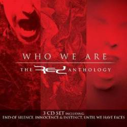 Red Of Beauty And Rage Album Cover
