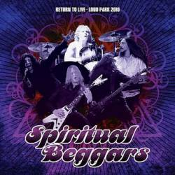 Spiritual Beggars : Return to Live : Loud Park 2010