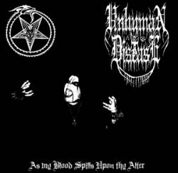 Unhuman Disease : As My Blood Spills Upon thy Altar
