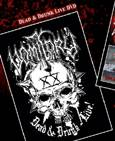 Vomitory (SWE) : Dead and Drunk - Live !