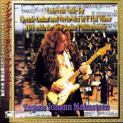 Yngwie Malmsteen : Concerto Suite For Electric Guiter And Orchestra In E Flat Minor Live With The New Japan Philharmoni